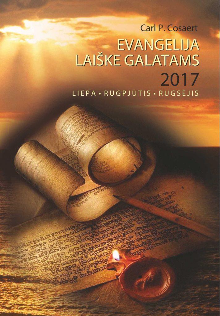 Evangelija laiške Galatams