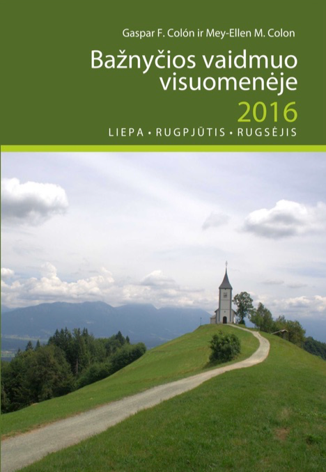 Bažnyčios vaidmuo visuomenėje (2016/III))
